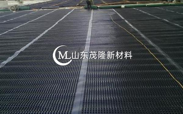 《梅州百汇嘉印项目》排水板施工