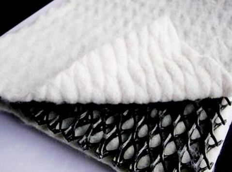 三维复合排水网主要技术指标