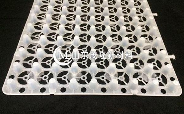 白色蓄排水板产品演示图1