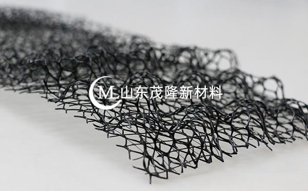 黑色三维植被网