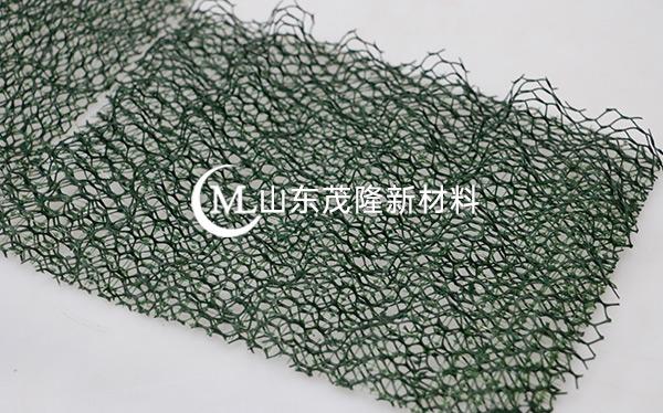 绿色三维植被网