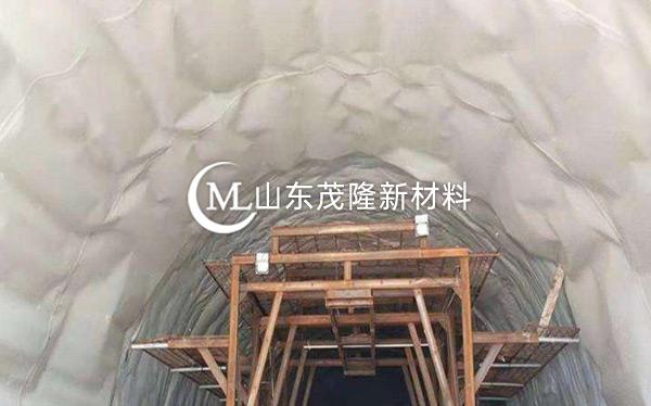 《潍莱铁路项目》土工布、EVA防水板施工