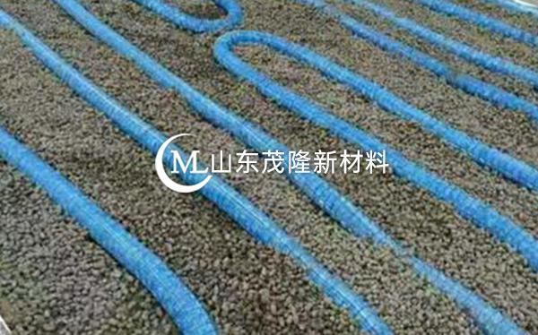 《桂柳高速》软式透水管施工