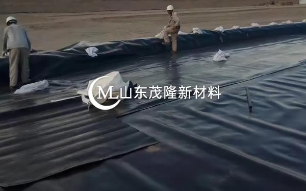 《中国石化库车商储库工程》土工膜、土工布施工  第2张