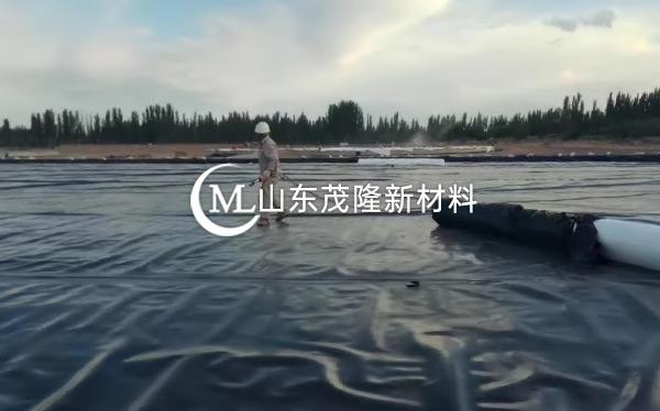 《中国石化库车商储库工程》土工膜、土工布施工  第3张