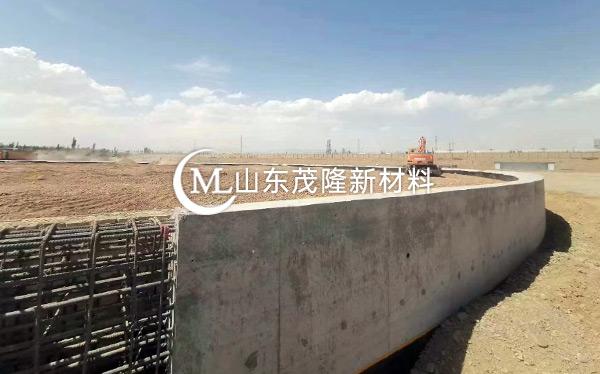 《中国石化库车商储库工程》土工膜、土工布施工  第4张