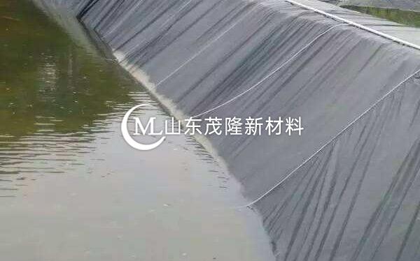 鱼塘防渗膜产品演示图1