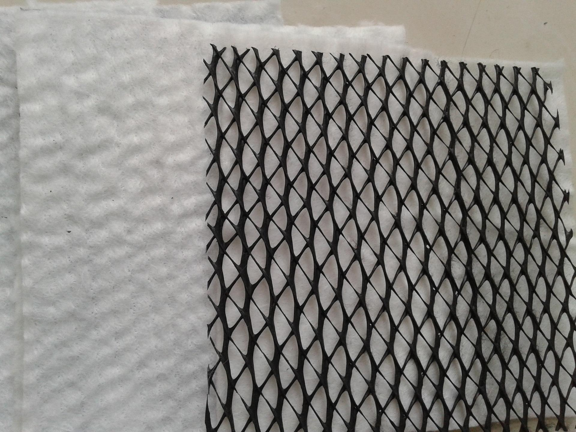 专业生产厂家介绍三维复合排水网的特性与作用