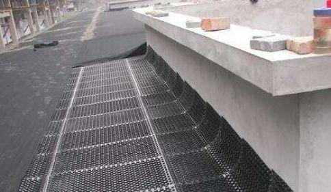 蓄排水板的过滤体系介绍