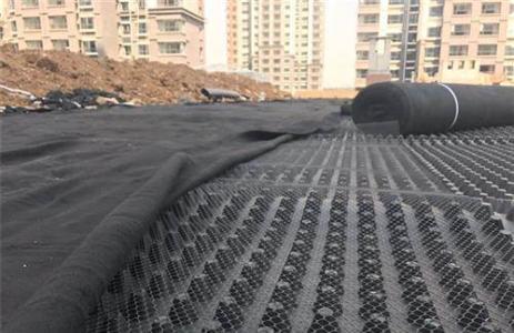 排水板的应用