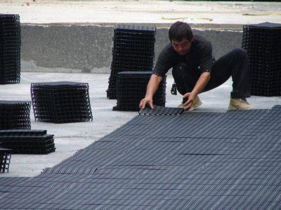 如何能更好的铺设排水板